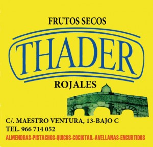 FRUTOS SECOS THADER