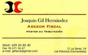 JOAQUÍN GIL HERNÁNDEZ