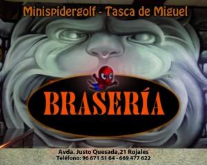 BRASERÍA-TASCA DE MIGUEL