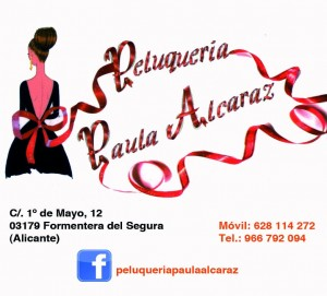 PELUQUERÍA PAULA ALCARAZ