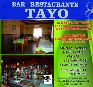 RESTAURANTE EL TAYO