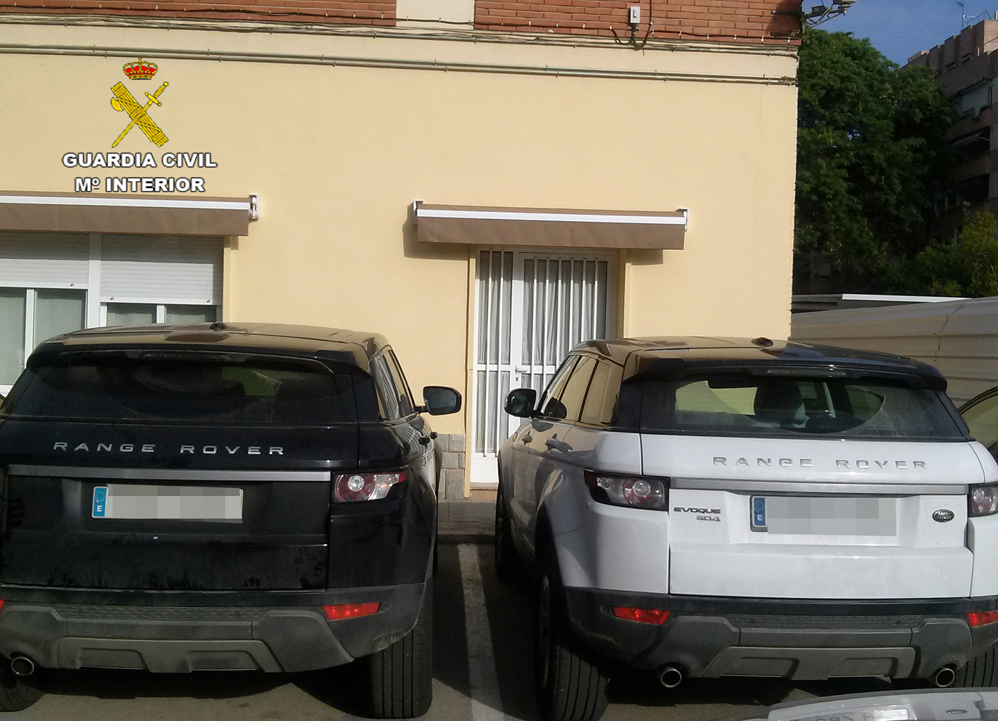 La guardia civil desmantela una organizaci n criminal - Jefatura provincial de trafico madrid ...