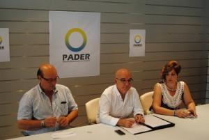 Concejales del Pader
