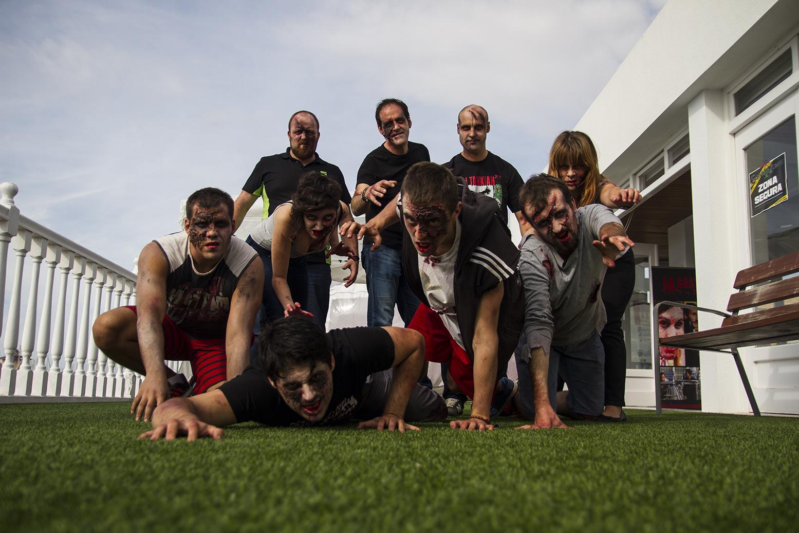 Torrevieja se llenar de zombies en halloween for Oficina turismo torrevieja