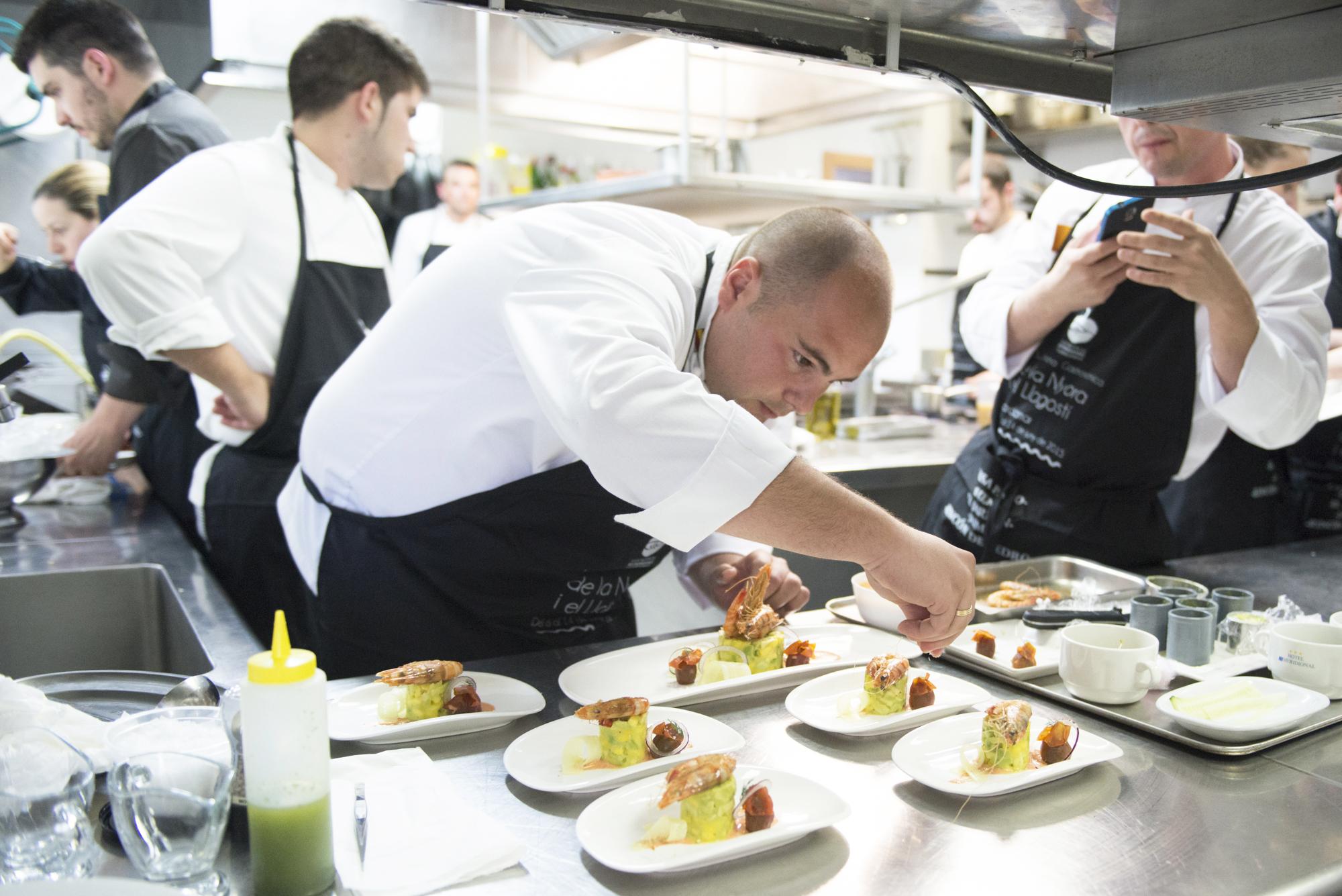 Concursos Cocina | El Ii Concurso Nacional De Cocina De La Nora Y El Langostino De