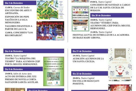 Rojales celebra la XXXIX edición del Certamen Nacional de Nanas y Villancicos