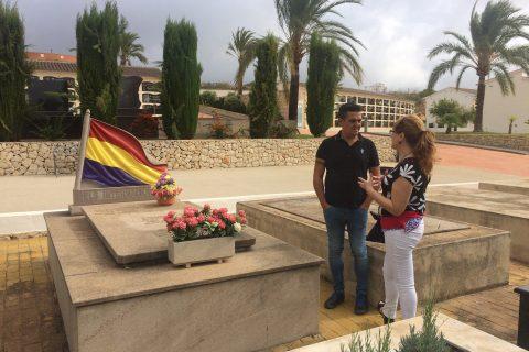 A Pleno el Proyecto de Ley de Compromís para Reconocimiento de las Víctimas del Franquismo y la Memoria Democrática