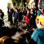 CRUZ FASCISTA DE CALLOSA -Valoración del Secretariado Político del CC del PCPE sobre la retirada de la cruz fascista de Callosa del Segura