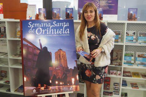 La Concejalía de Turismo apuesta por la promoción exterior para dar a conocer la Semana Santa oriolana