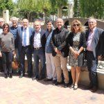 Conselleria de Cultura, Ayuntamientos, Universidad de Alicante y colectivos conservacionistas ponen las bases para que la huerta milenaria del Bajo Segura se declare patrimonio de la Humanidad