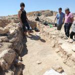 Comienza una nueva campaña de investigación en el yacimiento fenicio del Cabezo Pequeño del Estaño de Guardamar cuya antigüedad es de 2.800 años