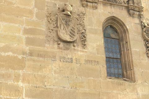 Compromís pide a la Iglesia que se implique en la campaña de eliminación de los vestigios del franquismo