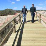 La mayor actuación medioambiental en la pinada de Guardamar comenzará en breve con un presupuesto de licitación de 1.352.000 euros