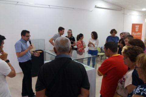 El Ayuntamiento de Bigastro expone documentos originales de la Guerra Civil