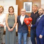 Guardamar acogerá  a la élite del boxeo  durante la final de la liga Marathonbet de la Federación Española