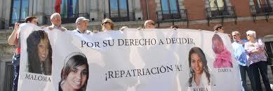 EL PLENO MUNICIPAL DE SAN MIGUEL DE SALINAS EXIGE POR UNANIMIDAD AL CONGRESO LA LIBERACIÓN Y REPATRIACIÓN DE LAS ESPAÑOLAS  KORIA BADBAD Y MALOMA MORALES, RETENIDAS CONTRA SU VOLUNTAD EN LOS CAMPAMENTOS SAHARAUIS DE TINDUF (ARGELIA)