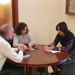 La consellera Pérez Garijo ve 'imprescindible' la 'coordinación entre administraciones' para exhumar a las víctimas del franquismo y estudia  las solicitudes de  ayuntamientos  para extraer del Valle de los Caídos los restos de personas asesinadas