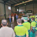 La empresa municipal Gesnet  de Guardamar, de limpieza y recogida de residuos domésticos, ocasiona un ahorro de costes en 2019 de más de medio millón de euros al ser pública
