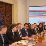 Ximo Puig destaca el año récord de turismo y que con el Plan Estratégico de Turismo 2020-2025 se abre 'un proceso participativo y abierto' con 'todos los agentes y destinos'