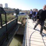 Los alcaldes exigen soluciones y actuaciones rápidas y urgentes en la desembocadura del río Segura para evitar  situaciones de inundaciones como las vividas el pasado mes de septiembre por los efectos de la DANA